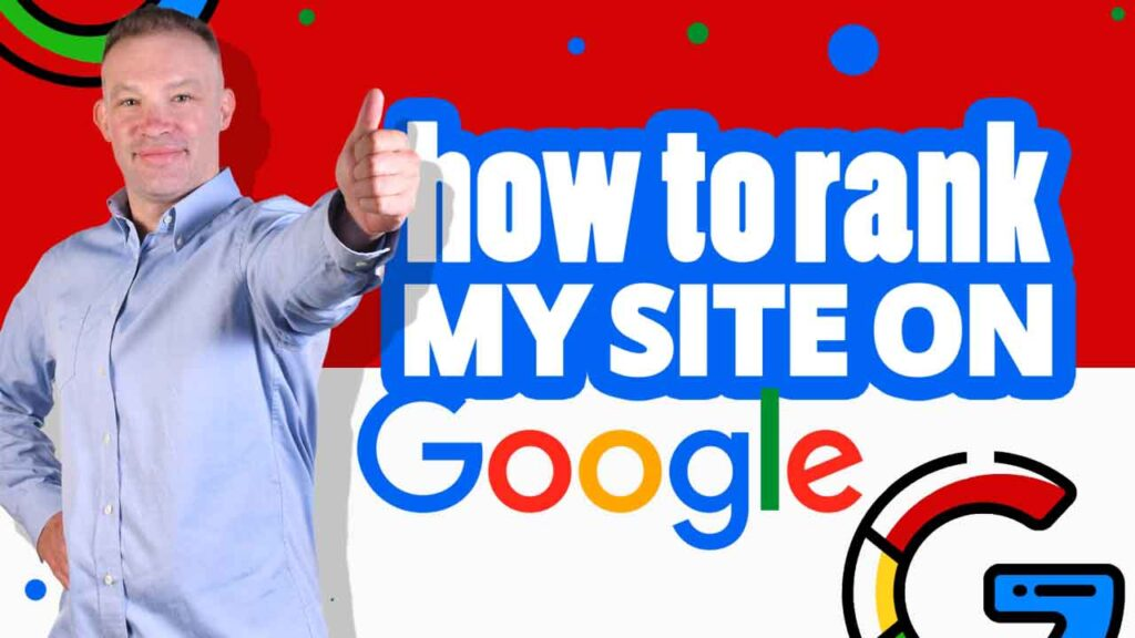 how-to-rank-site-google-low